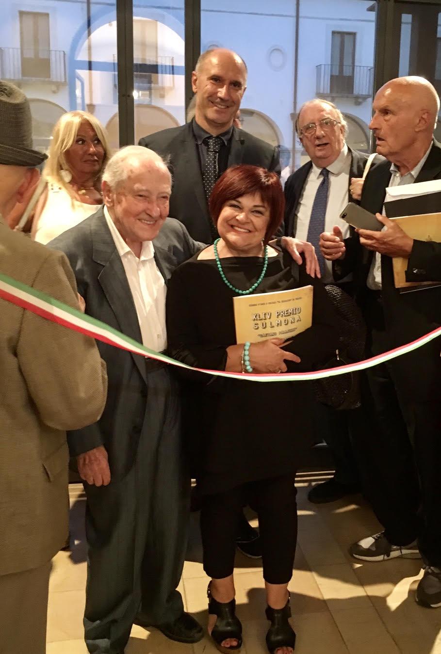 Pezzopane: Abruzzo e Sulmona perdono un artista, un uomo speciale. Gaetano Pallozzi non c'è più, ma rimane sua eterna eredità