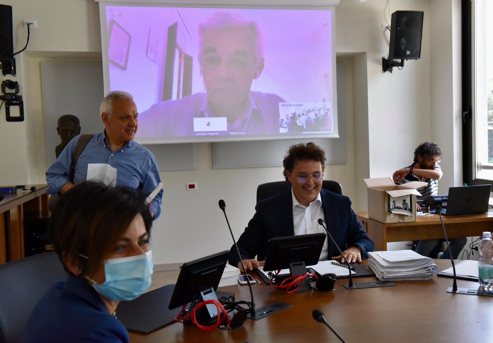 """Blasioli su seduta odierna Commissione Sin di Bussi: """"I dati biologici ed epidemiologici confermano l'inquinamento. Bisogna agire e monitorare la situazione ad oggi"""""""