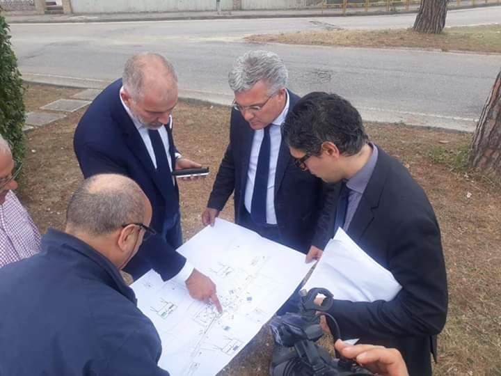 """Pepe: """"Presto saranno completati gli asfalti sulla Ss 259. L'ANAS ha investito in due anni 3,2 milioni sull'importante arteria vibratiana"""""""