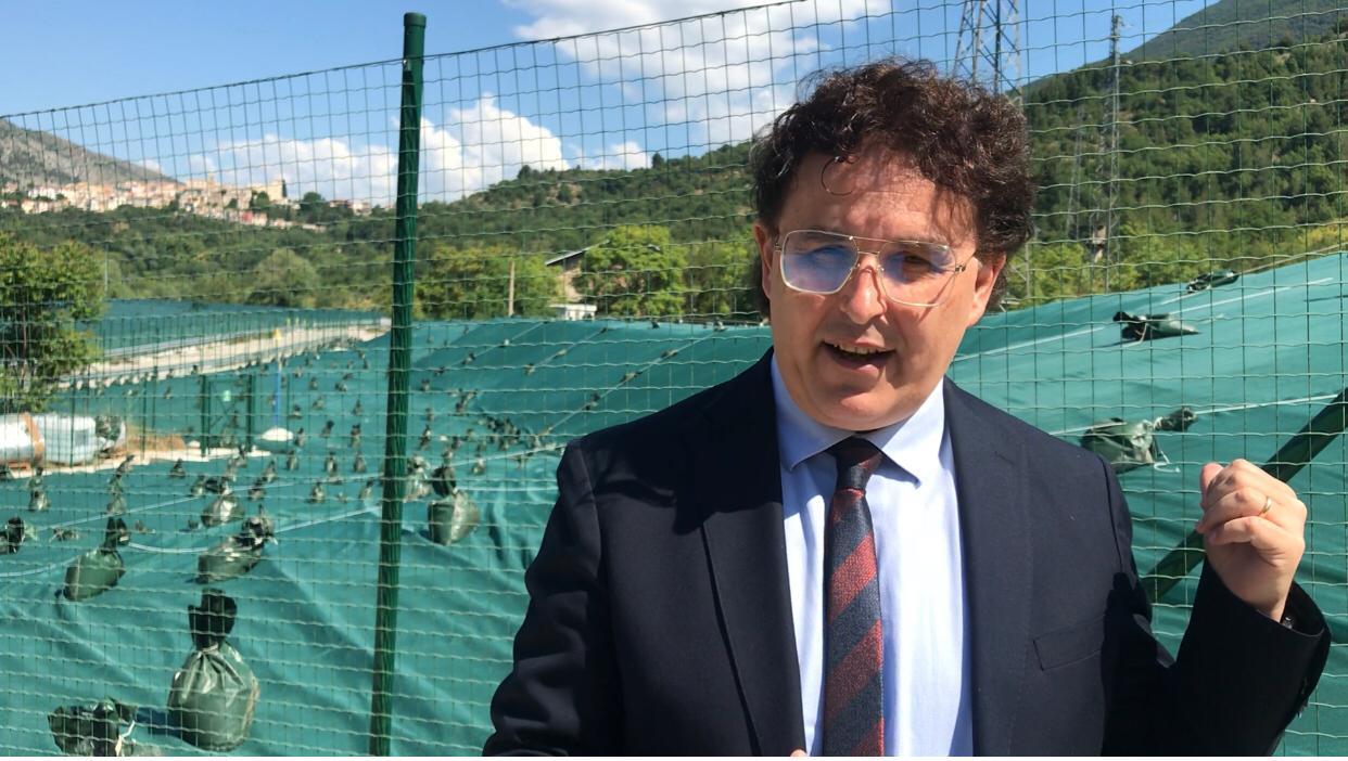 E' Antonio Blasioli il nuovo presidente della Commissione regionale d'inchiesta sul SIN di Bussi
