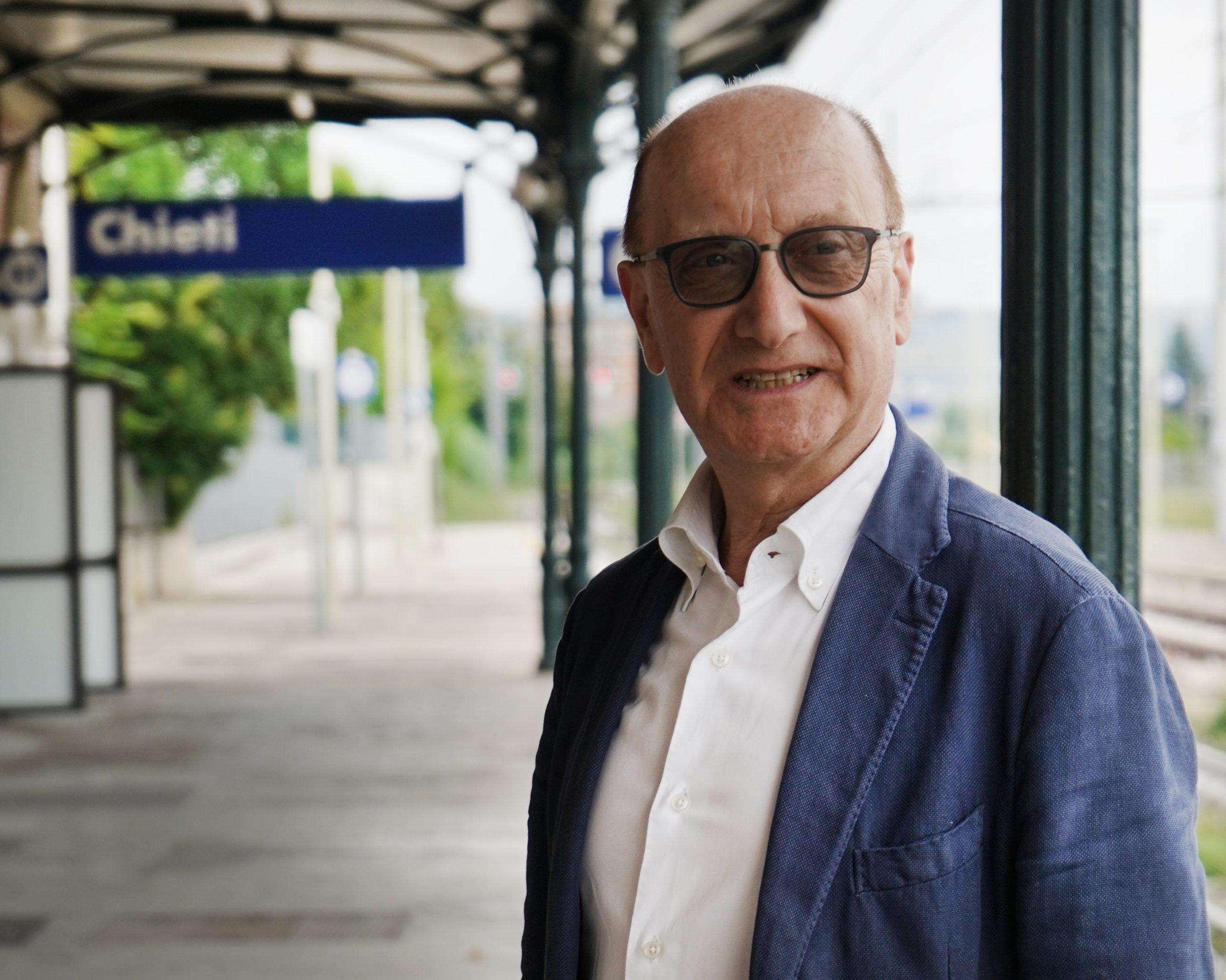 """Chieti, traffico e viabilità in tilt per nuovo asfalto. Ferrara: """"Centrodestra disperato cerca facile consenso"""""""