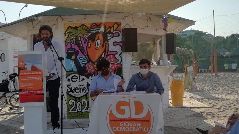 """Marinari segretario provinciale GD Pescara: """"Sconfiggere il malgoverno della destra"""""""