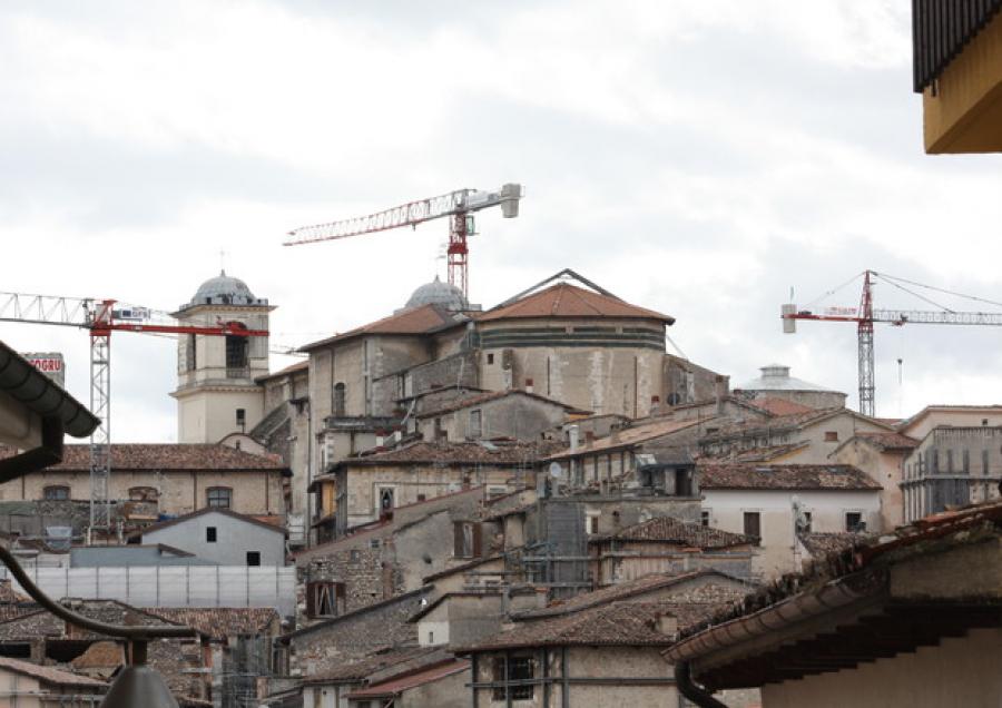 """Ricostruzione L'Aquila, Palumbo – Di Stefano: """"Da sindaco pubblicità ingannevole"""""""
