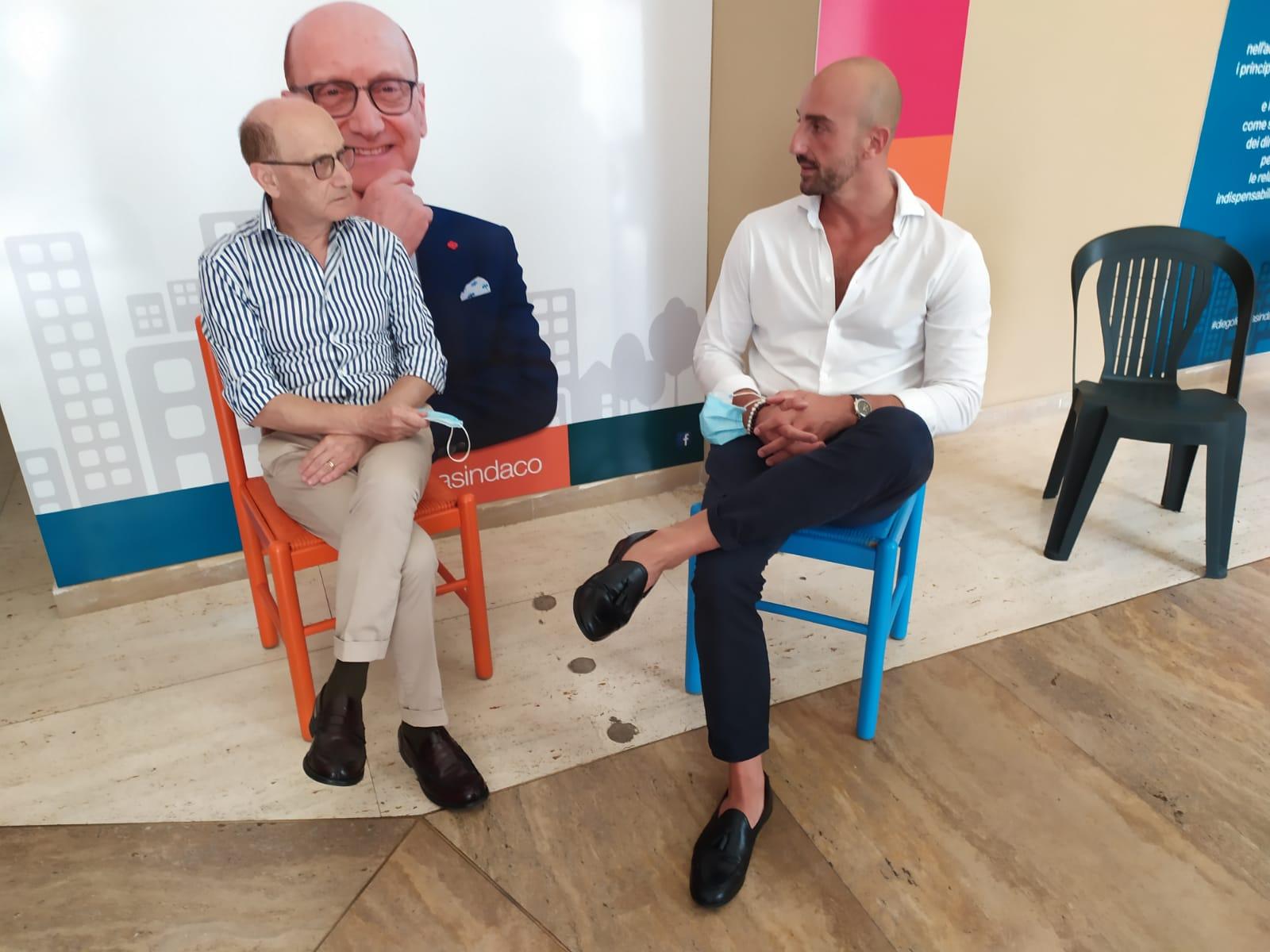 """Chieti, Stefano Rispoli candidato PD. Ferrara: """"Per me è un figlio politico"""""""