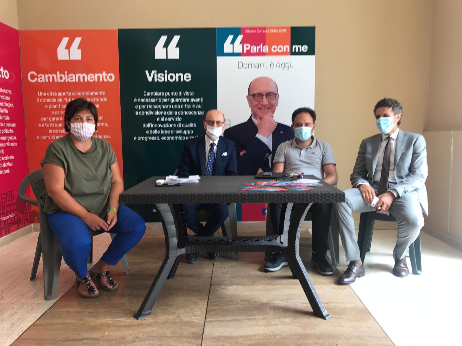"""Ferrara: """"Di Stefano promette 6 milioni per Chieti e intanto il suo governo regionale ne taglia altri 21, dopo i 30 milioni tolti all'ospedale"""""""