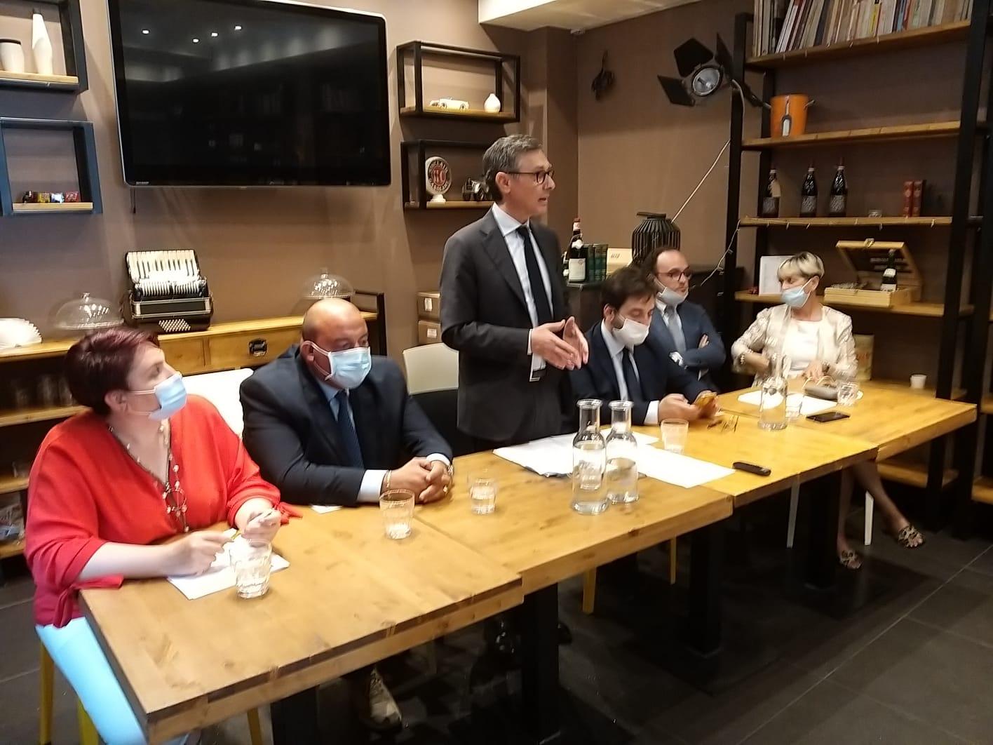 Il sottosegretario Giorgis ad Avezzano sul Tribunale, in arrivo cinque assistenti giudiziari