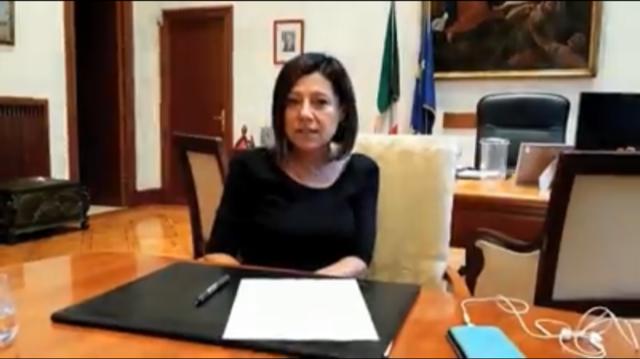 Avezzano, i ministri De Micheli e Amendola e la sottosegretaria Zampa a sostegno di Mario Babbo: il videomessaggio