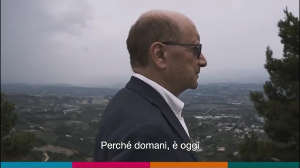 """""""Domani, è oggi"""": la rinascita di Chieti proposta da Diego Ferrara fa il boom di visualizzazioni"""