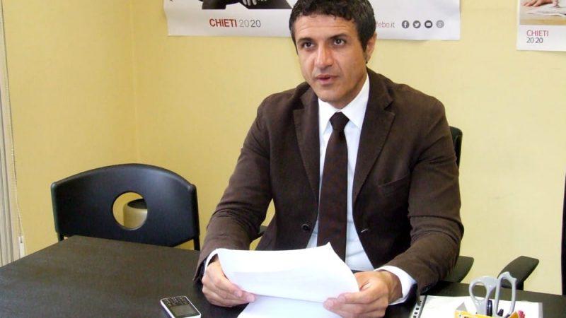 """Luigi Febo: """"Dal centrodestra solo opere incompiute che danneggiano Chieti"""""""