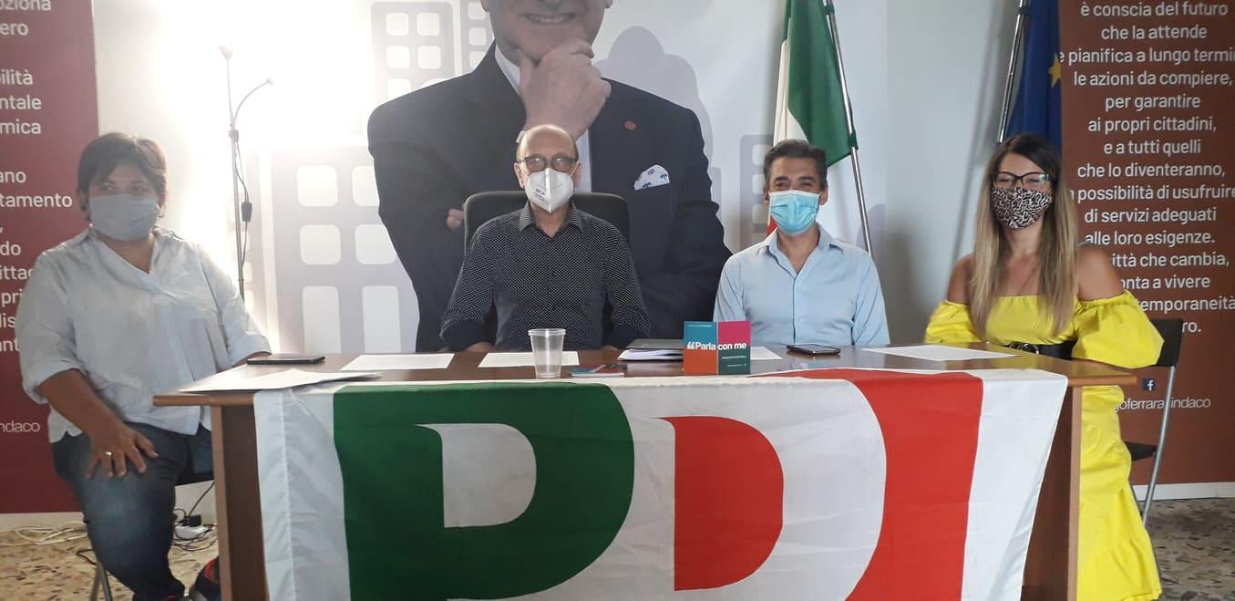 """Il PD a Chieti: """"Acqua, accessibilità, accoglienza"""""""