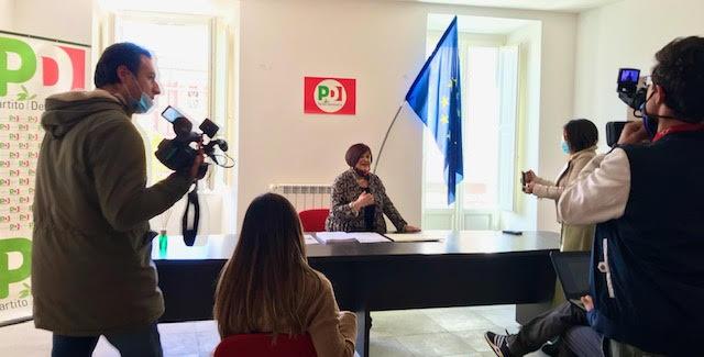 """Sisma L'Aquila, Pezzopane: """"Settimana straordinaria. Orgogliosa, costruiamo futuro, una ricostruzione più innovatrice"""""""