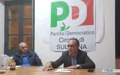 Amministrative 2021, riunito il pd di sulmona