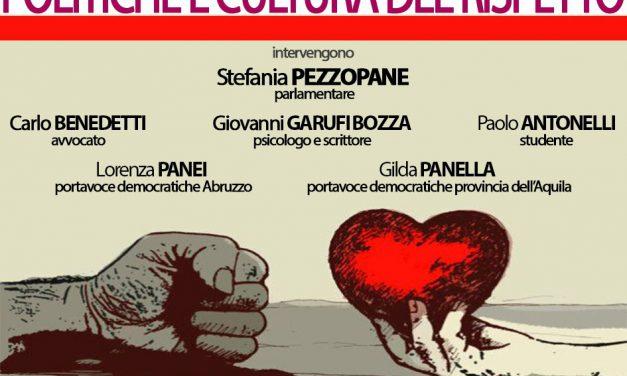 Insieme contro la violenza, l'evento il 25 novembre