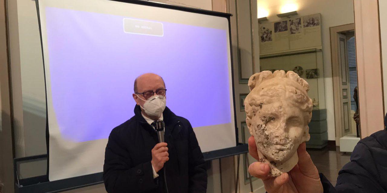 Chieti, In conferenza il resoconto della Soprintendenza sui lavori in piazza San Giustino.