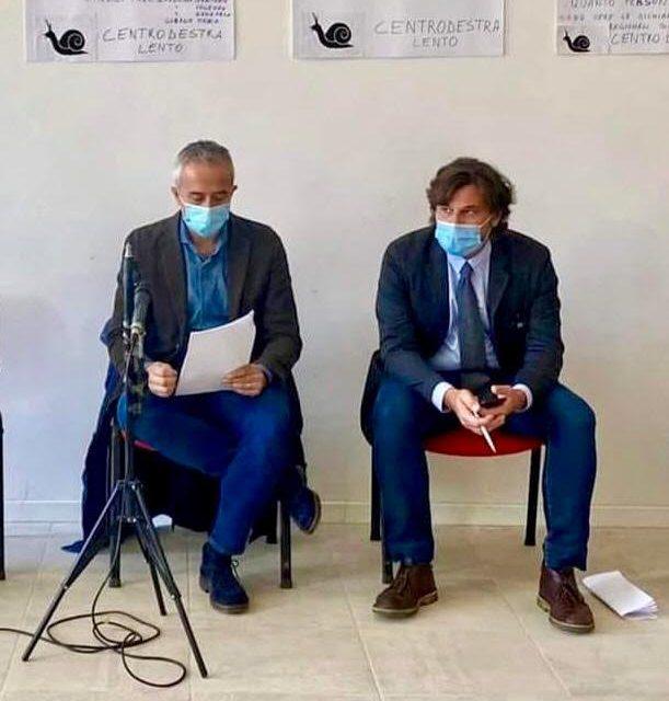 """Manufatti post – sisma all'Aquila, Palumbo – Pietrucci: """"non si prendano in giro i cittadini"""""""