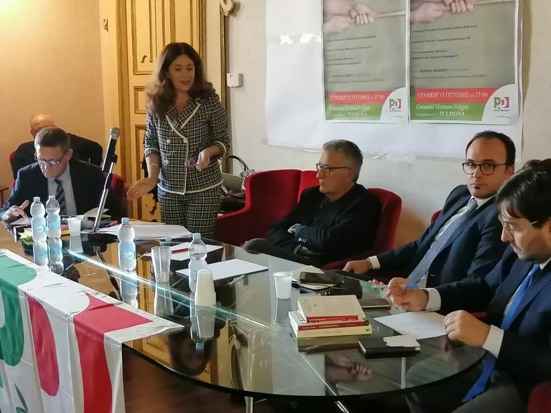 """Il PD Abruzzo a Marsilio: """"Istituire protocollo contro criminalità mafiosa"""""""