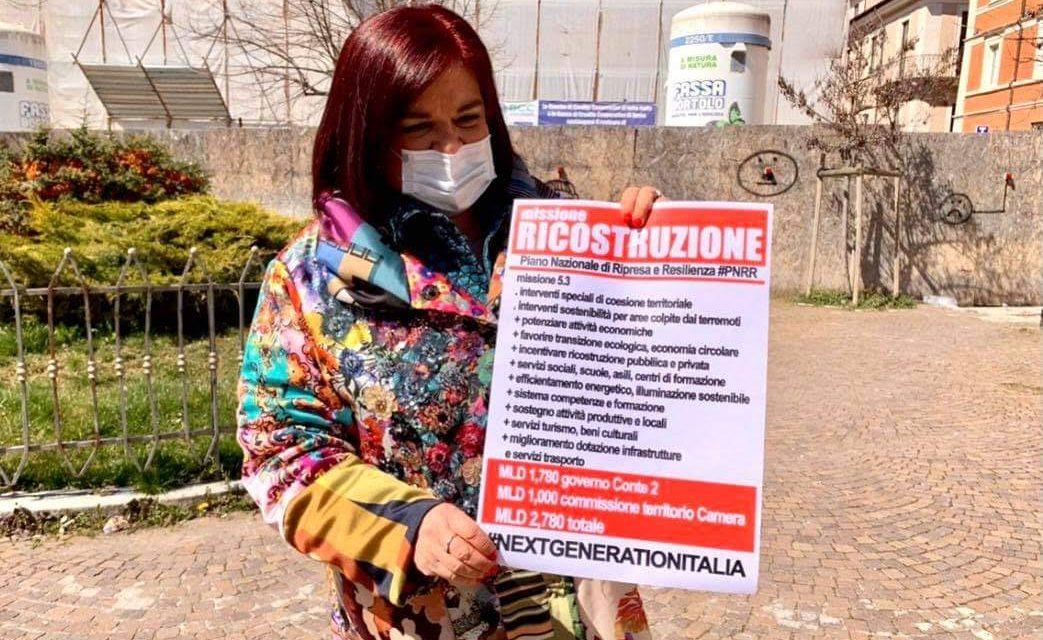 """Sisma, Pezzopane: """"Pnrr grande opportunità per aree terremotate, Appennino come Laboratorio d'Europa"""""""