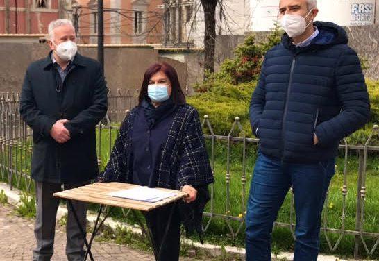 """Sisma, Pezzopane: """"Avanti con stabilizzazioni precari della ricostruzione"""""""
