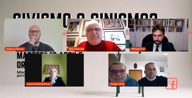 """""""Civismo o cinismo?"""" incontro online su linguaggio, istituzioni e offese al Papa"""