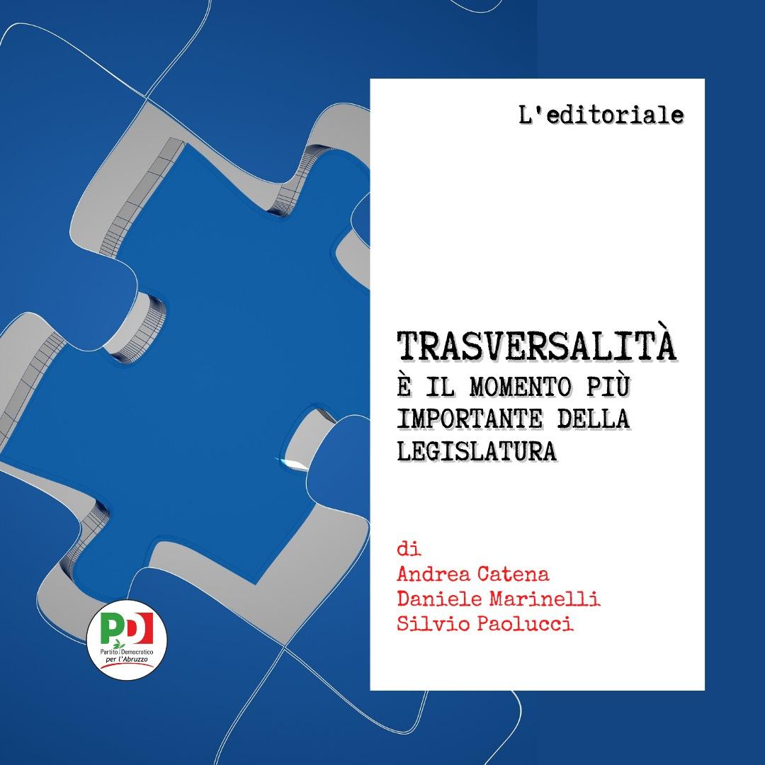 """Domani il Consiglio regionale sulla trasversalità, il PD Abruzzo: """"E' il momento più importante della legislatura, chiediamo di trasferire i nostri porti all'Autorità portuale di Civitavecchia"""""""