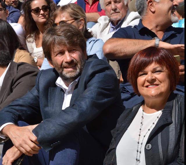 """Pezzopane: """"finanziati due progetti culturali speciali, grazie Ministro Franceschini"""""""