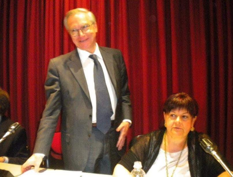 """EPIFANI, Pezzopane: """"lascia un vuoto grande. Grata per suo impegno per ricostruzione L'Aquila"""""""