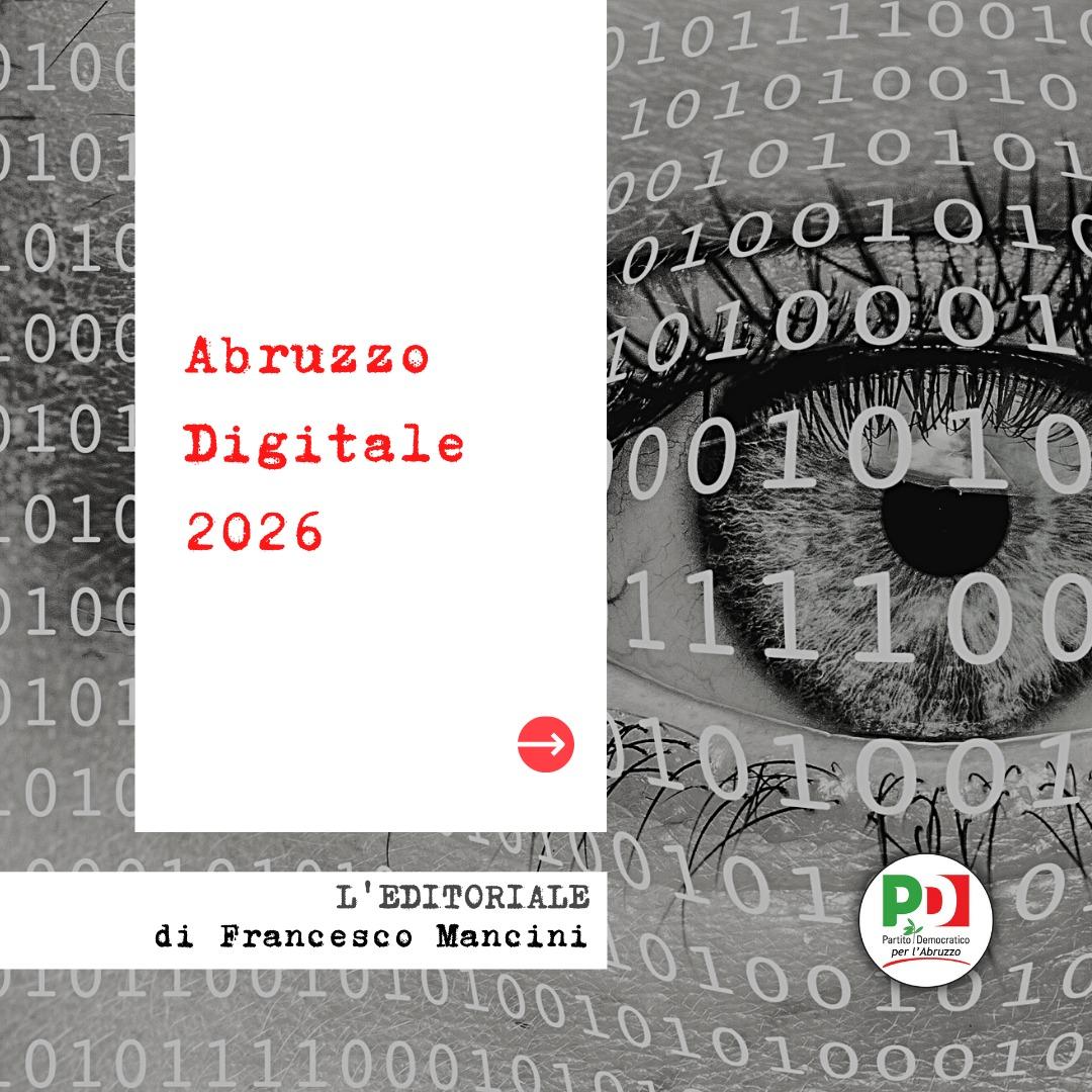 Abruzzo Digitale 2026