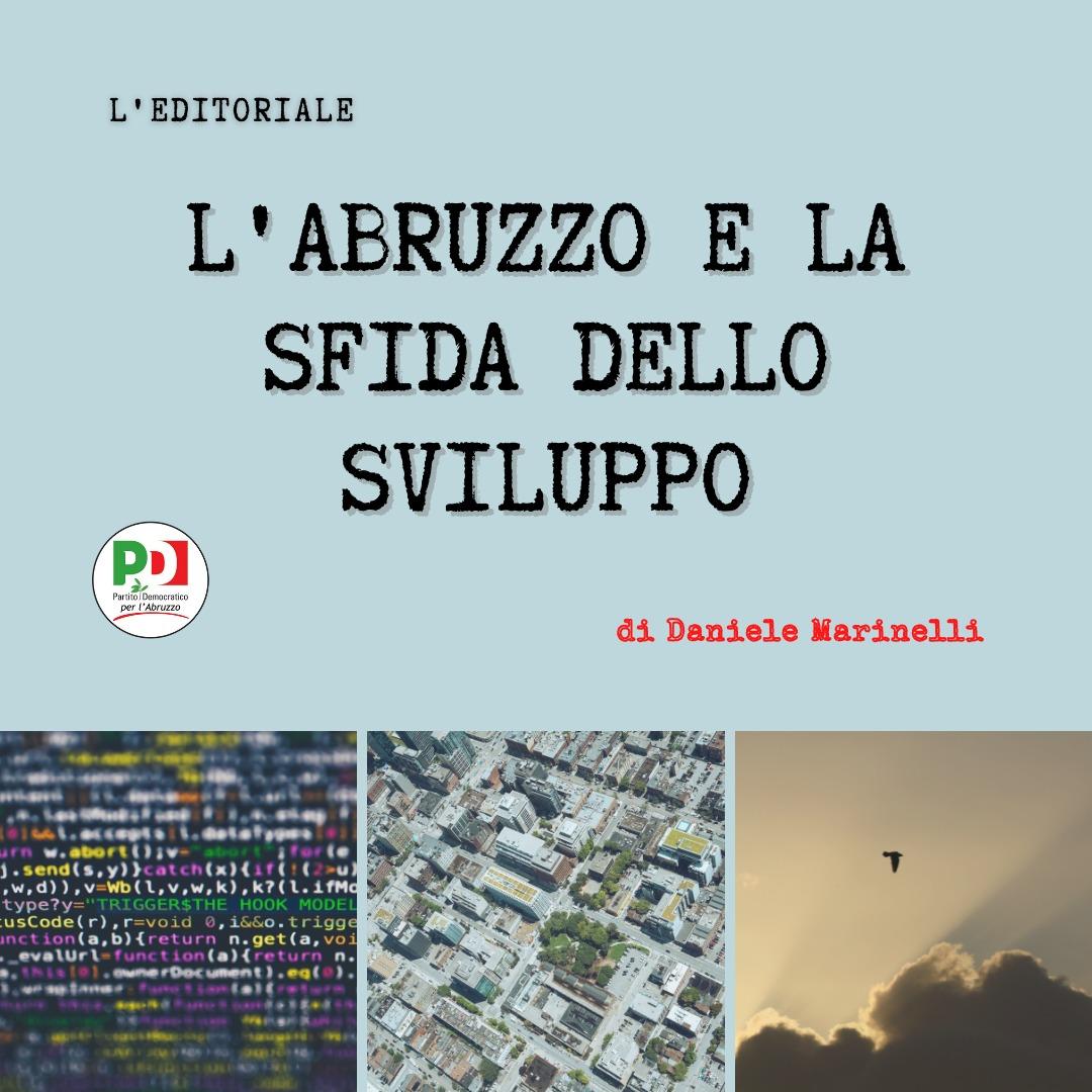 L'Abruzzo e la sfida dello sviluppo