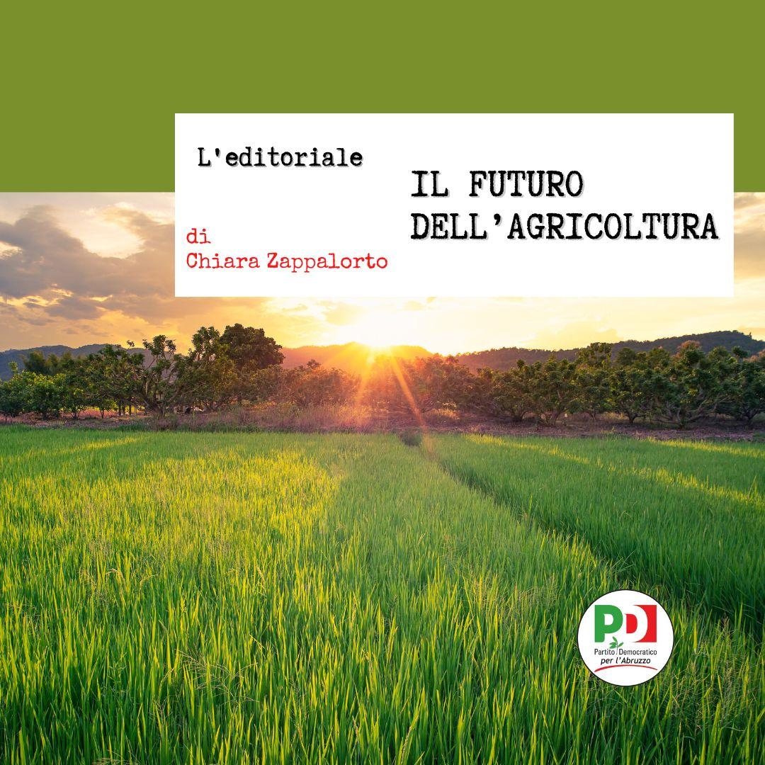 Il futuro dell'agricoltura