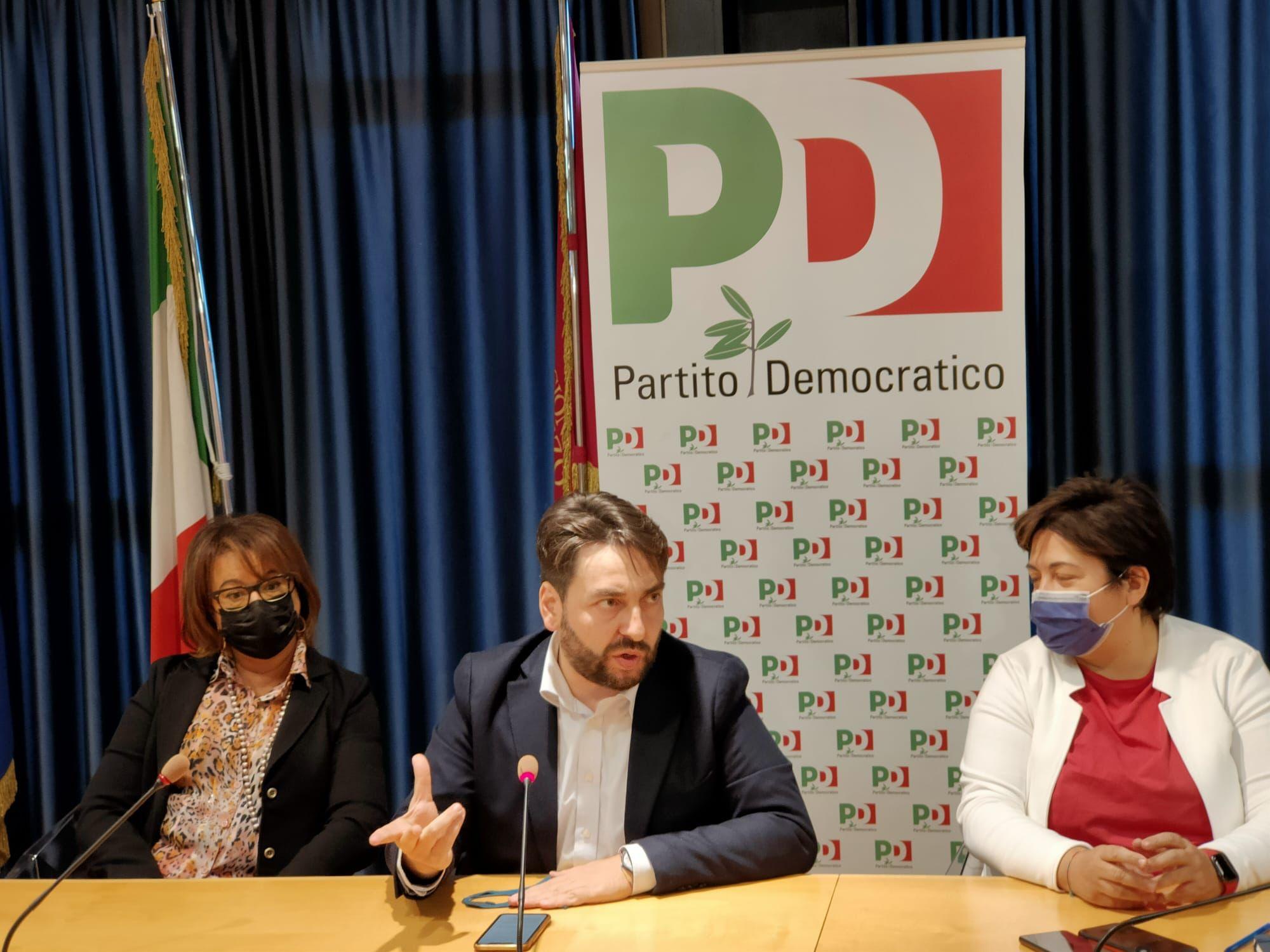 """Il PD Abruzzo dopo i ballottaggi, il segretario Fina: """"Vincono le città, c'è richiesta di costruzione di un'alternativa di centrosinistra nella nostra regione"""""""